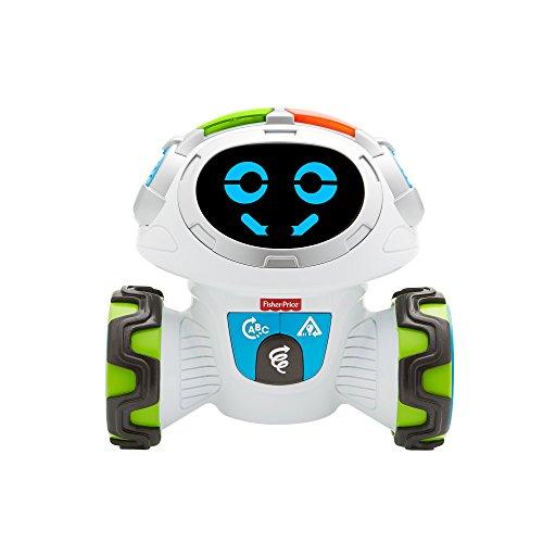 Fisher-Price FKC35 Lern-Roboter Movi interaktiver Lernspielzeug Roboter deutschsprachig,...