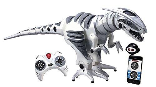 Wow Wee - 8395 - Roboraptor X, Roboter mit Fernbedienungsdongle für App-Steuerung