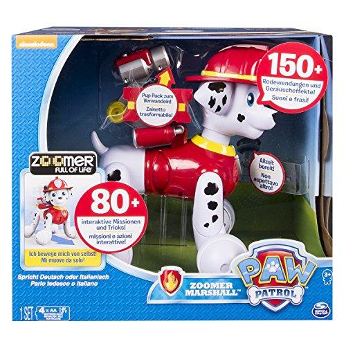 Spin Master 6031247 - Zoomer - Paw Patrol Marshall